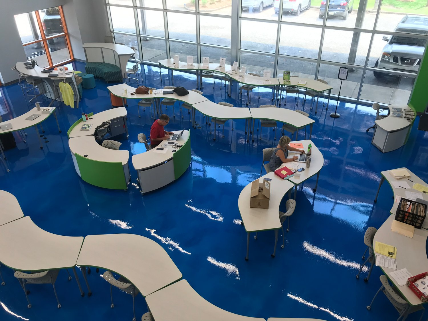 The Baldwin County Virtual School Daphne campus opened in 2019. School officials plan to expand virtual school programs in 2020.