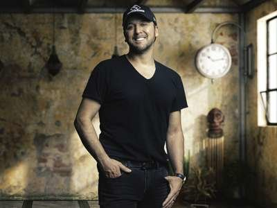 Luke Bryan by Chad Collins