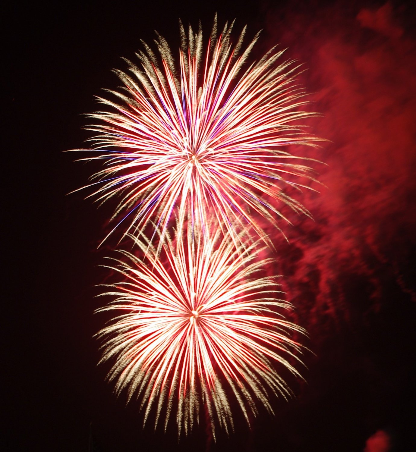 Fireworks will explode over Daphne on Saturday.