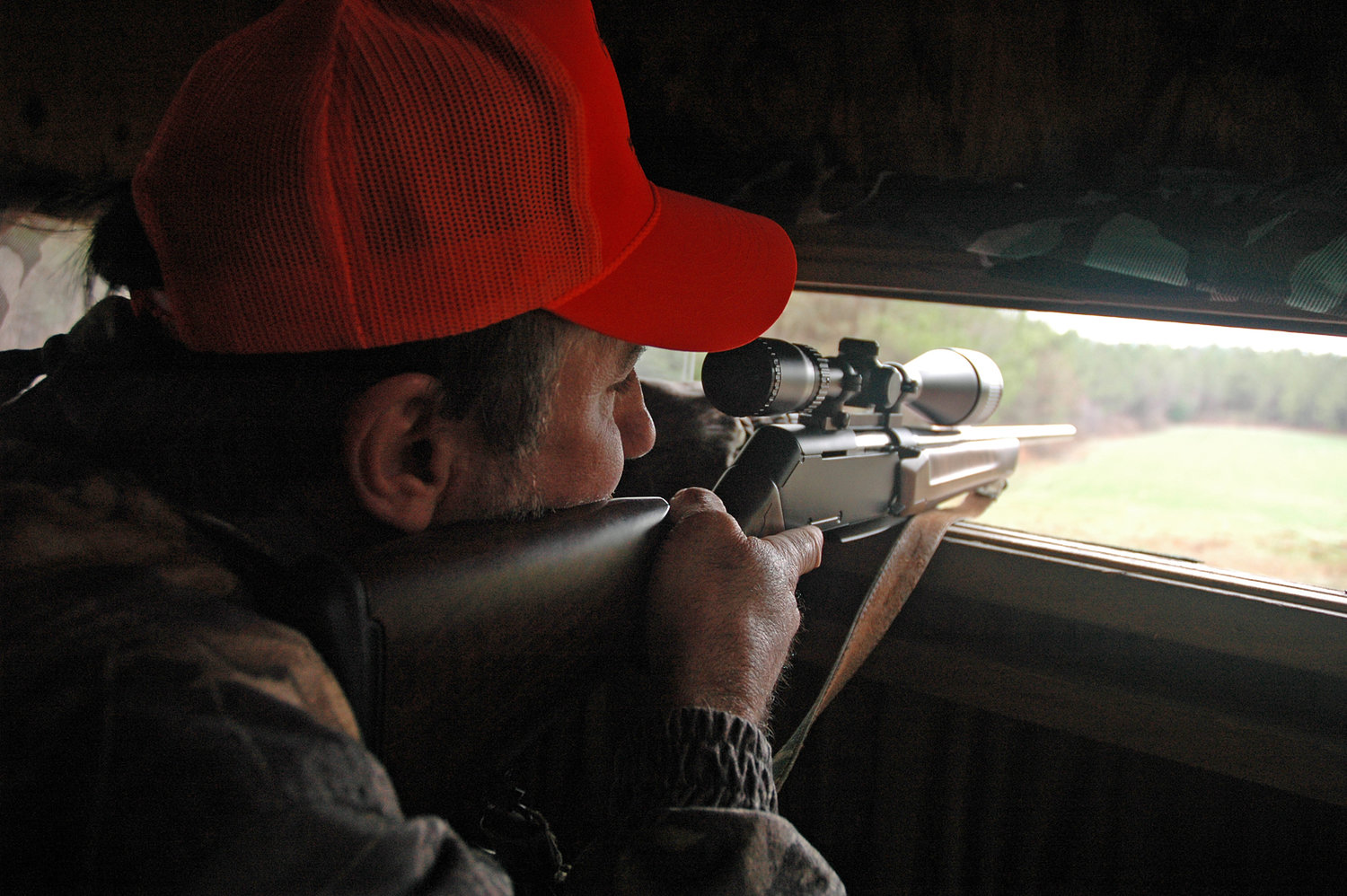 Hunters should always properly identify their targets and what is beyond before they put their finger on the trigger.