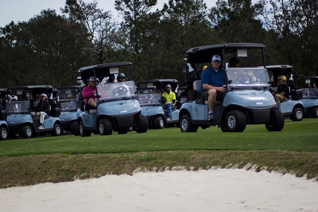 Gulf Shores Police Association's annual golf tournament is the association's big fundraiser. Funds are used for community outreach.
