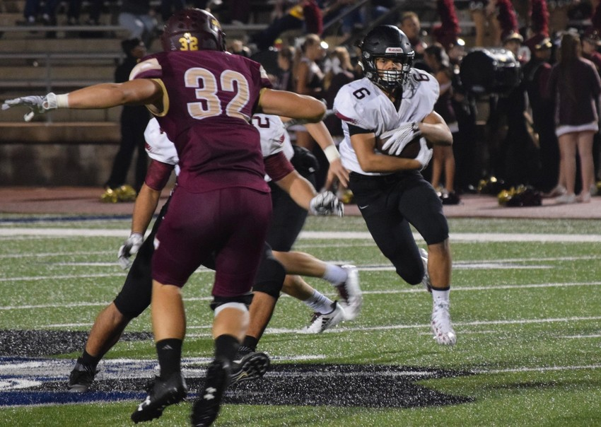 Tavian Tate ran for a 39-yard touchdown in the third quarter and Rouse lost to Magnolia West in the first round of the playoff Thursday night in Bryan.