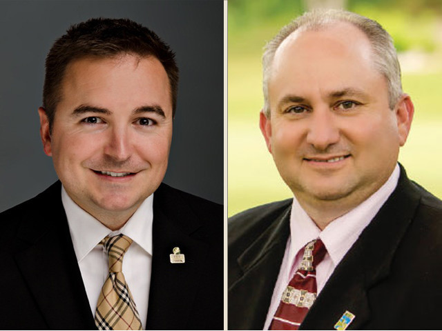 Last week, both Cedar Park Mayor Matt Powell and Leander Mayor Chris Fielder announced they will not be seeking reelection this May.