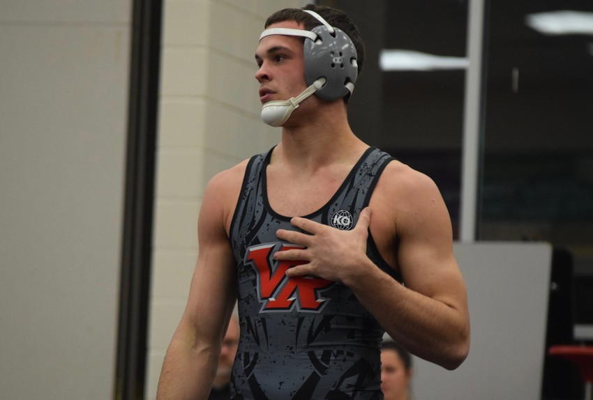 Vista Ridge senior Kelby Davis made it to the state meet his freshman and sophomore seasons. Less than a week before he was set to complete in a national meet during his junior season, he fractured two bones in his leg and missed more than a year.