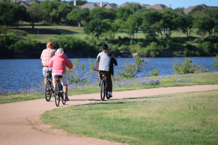 The North Brushy Creek Trail will add about three miles of trail between Parmer Lane and Brushy Creek Road.