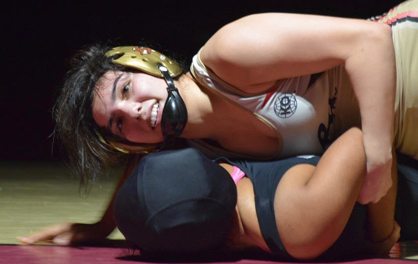 Rouse senior Alex Elias is the No. 3 ranked wrestler in the 128-pound weight class, according to wrestlingtexas.com.