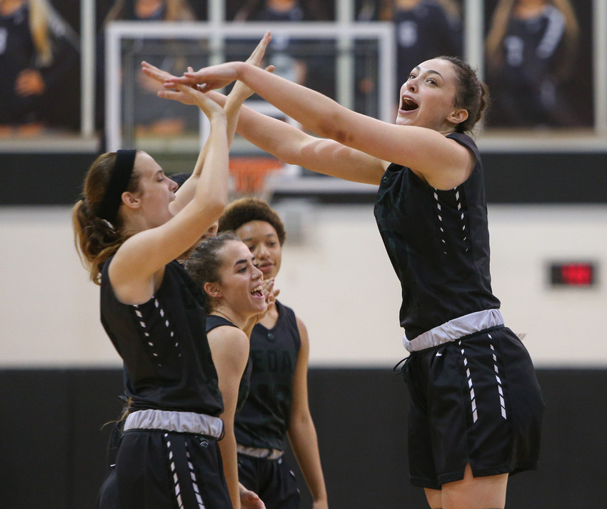 Cedar Park won its first outright district title this season and have climbed to No. 11 in the TABC rankings.
