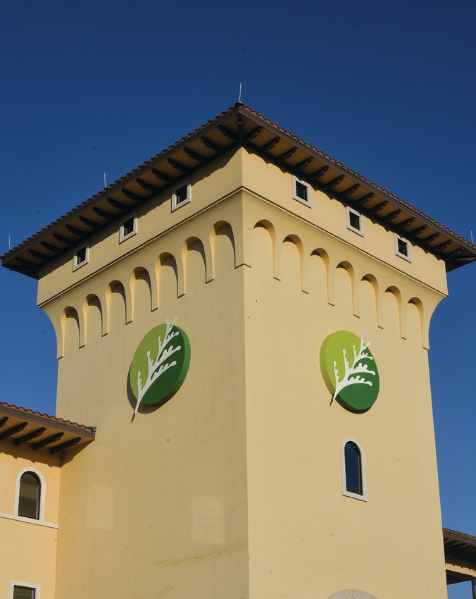 Cedar Park City Hall Tower