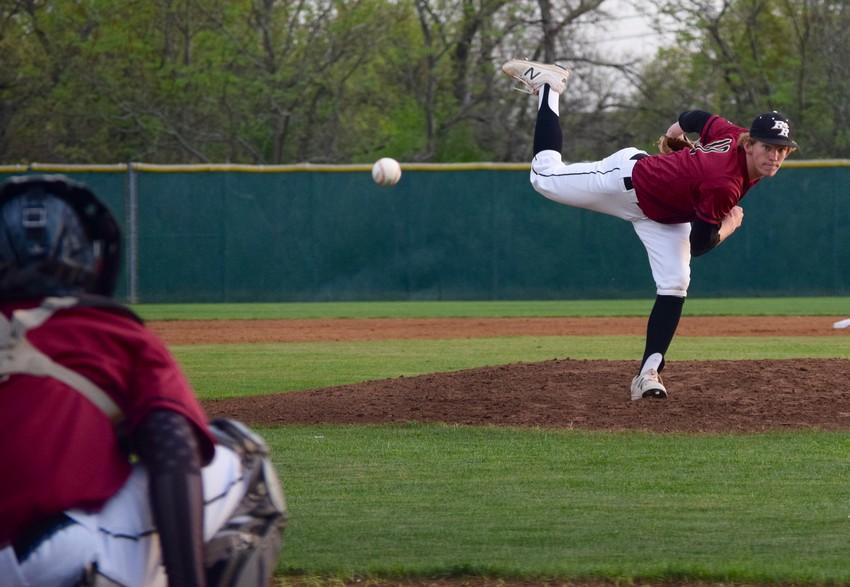 Rouse senior Hayden Thomas was named the District 19-5A MVP and was named to the THSBCA All-Star Team, which will play this weekend at Dell Diamond. He will pitch at Corpus Christi A&M next season.