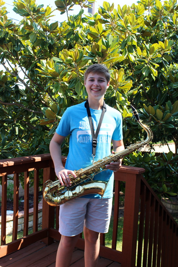 Fifteen-year-old Will Lambert, who will be a sophomore at Cedar Park High School this month, was one of just 250 high school musicians selected to perform at the world-famous Sydney Opera House in Australia.