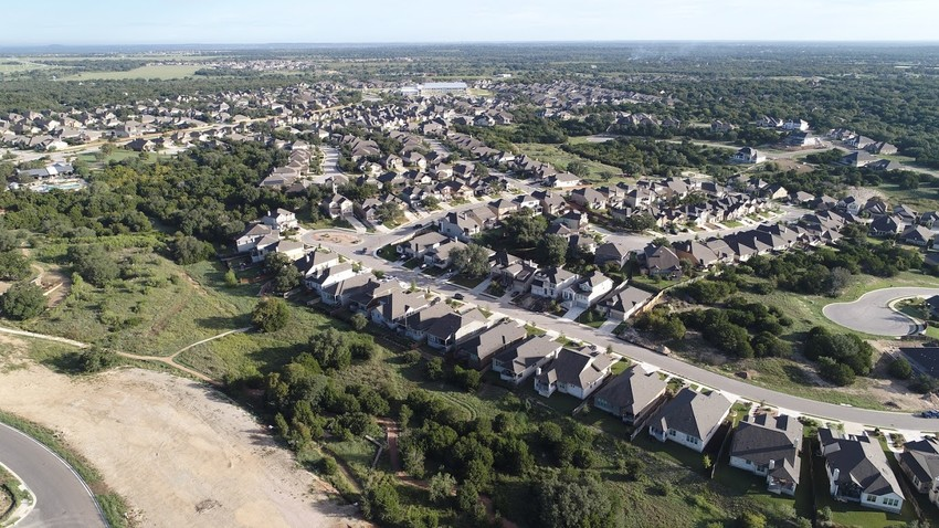 Sales of single-family homes in Central Texas set new records in October.