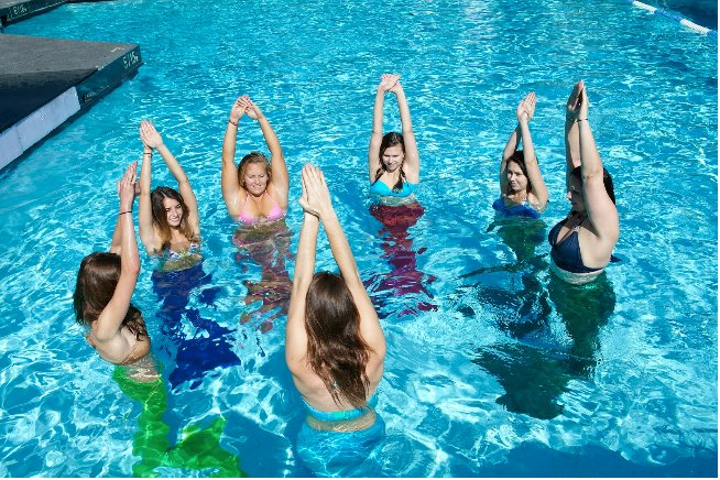 AquaMermaid will officially open in Cedar Park on Oct. 6, and will be located at Nitro Swimming, 1310 Toro Grande Dr.