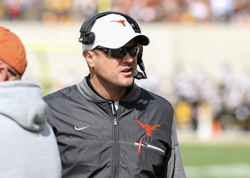 "Longhorns coach Tom Herman said, ""I love the fact that one loss hurt that bad,"" after Texas fell 38-35 to Oklahoma State Saturday, ending any realistic chance the Longhorns could reach the College Football Playoffs this season."