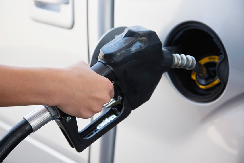 Gas prices are on the rise locally, but remained under $2 per gallon earlier this week.