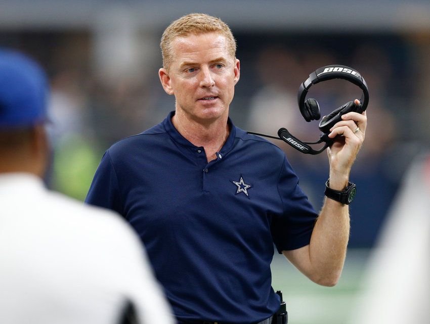 Jason Garrett's decision making in Sunday night's primetime matchup against the Houston Texans will continue to be a point of contention during a so-far lackluster season for the Cowboys.
