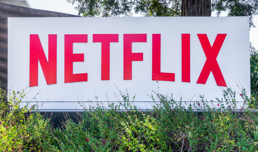 Researchers say Netflix is responsible for 15 percent of all internet bandwidth traffic. (Ken Wolter/Dreamstime/TNS)