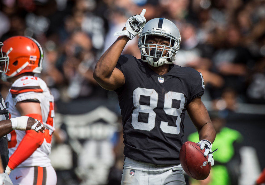 The Dallas Cowboys made a trade with Oakland for wide receiver Amari Cooper, giving up a first-round draft pick to secure a notable wide receiver to replace Dez Bryant.