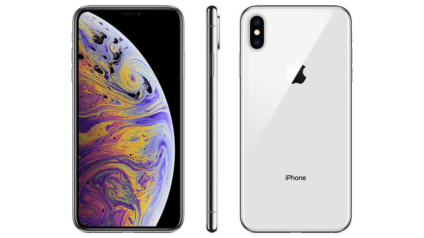 The new iPhone XS Max from Apple.