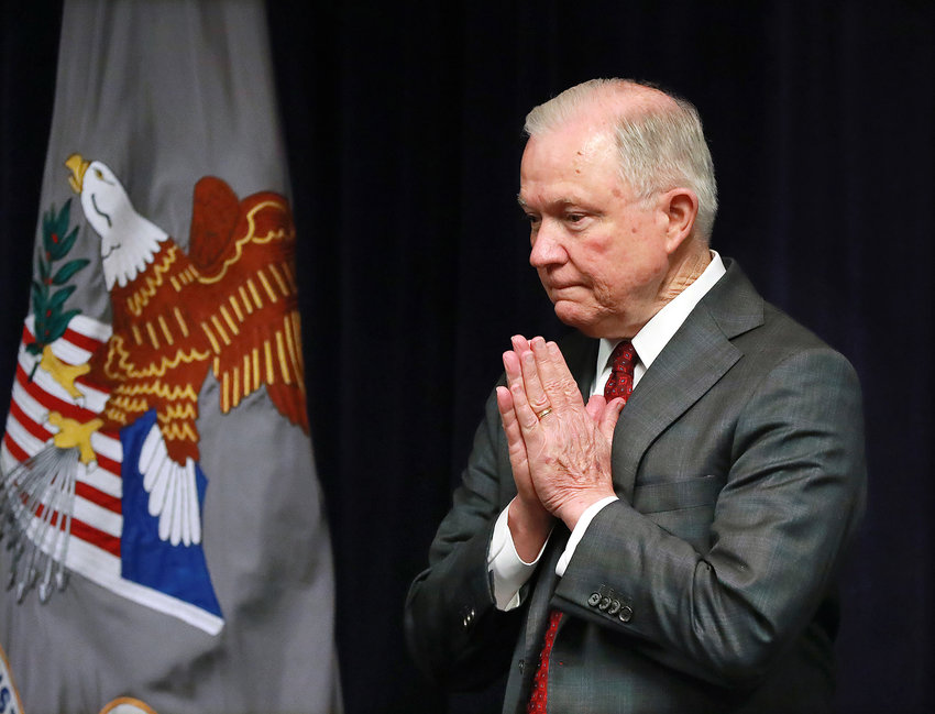Longtime Trump supporter and one of the longest-serving cabinet members, Attorney General Jeff Sessions, resigned last week at the request of the President.