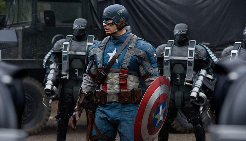 Chris Evans is set to return as Captain America in the yet-untitled fourth Avengers film, due out in May, 2019.