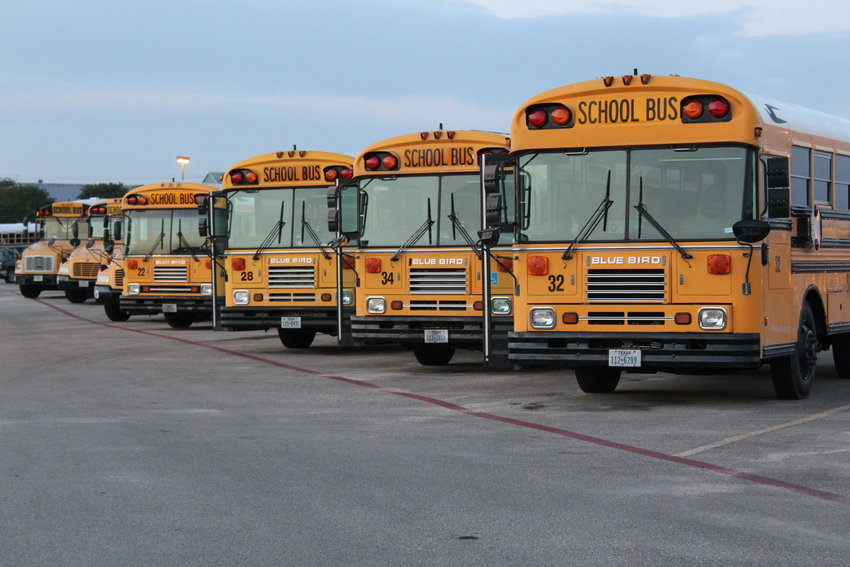 Texas Department of Public Safety troopers have begun riding on Leander ISD school buses in an effort to improve safety.