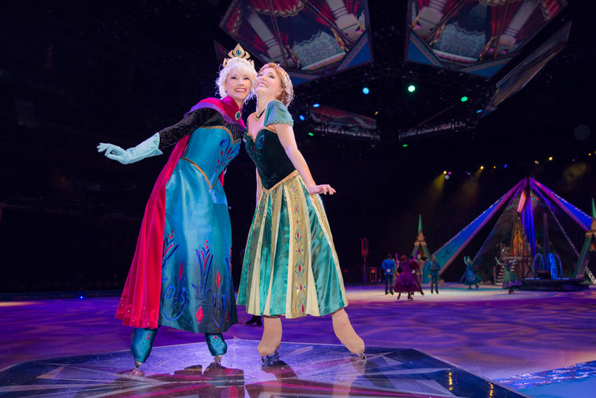 Disney on Ice presents Frozen will make an eight-performance run at the H-E-B Center at Cedar Park next May. Tickets go on sale Tuesday, Dec. 18.