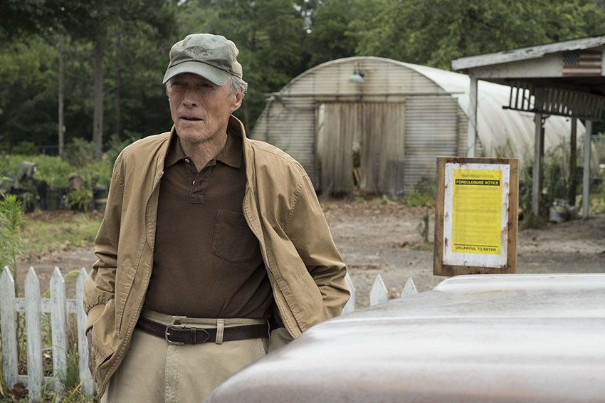 "Clint Eastwood stars in, and directs, ""The Mule."""