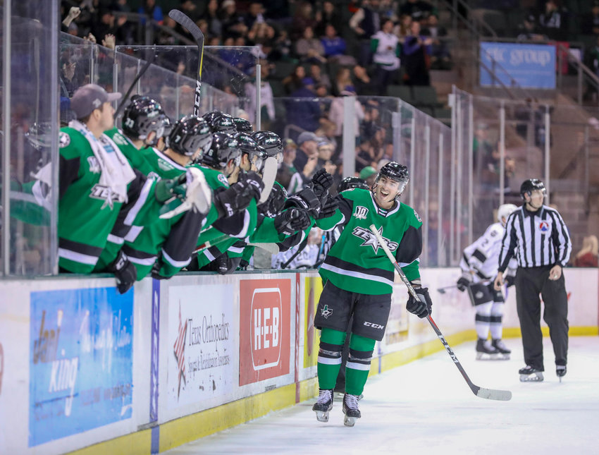 As the calendar ticks into the new year, the Stars are in fourth place in the Central Division with 38 points, six points behind the division-leading Chicago Wolves.