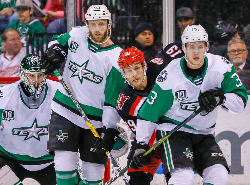 The Texas Stars lost 5-3 to the Grand Rapids Griffins Thursday night at the HEB Center. The Stars hit the road and play their next four games in seven nights, beginning with a game against the Milwaukee Admirals on Wednesday night.