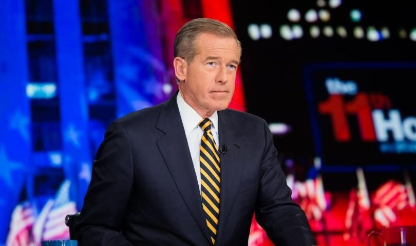 The 11th Hour with Brian Williams, more of a traditional straight news program, is winning the ratings war in its time slot opposite news commentary shows on Fox and CNN.