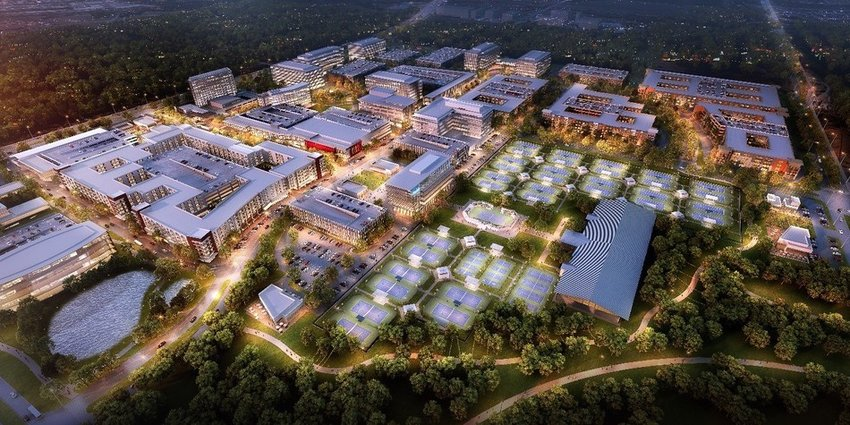 If all goes well, in about 90 days, Cedar Park should ink a deal with $1.5 billion with the developers of Indigo Ridge.