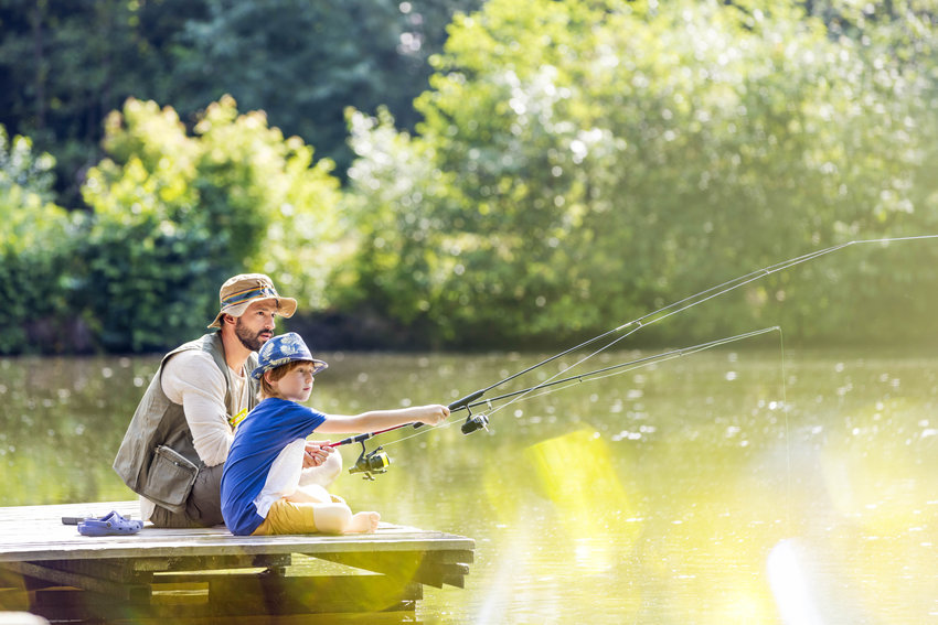 Williamson County's 10th annual Learn to Fish event will be held Saturday, March 30 from 8 a.m. to noon at Southwest Williamson County Regional Park, 3005 CR 175 in Leander.