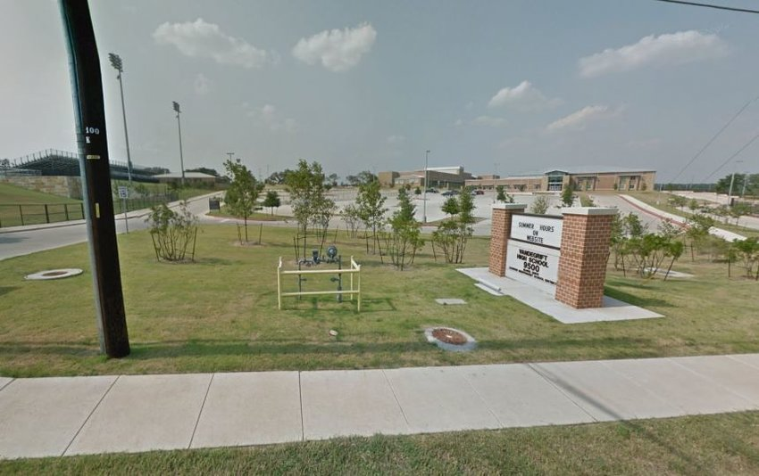 A racist prom invitation sparked an investigation on the campus of Vandegrift High School this week.