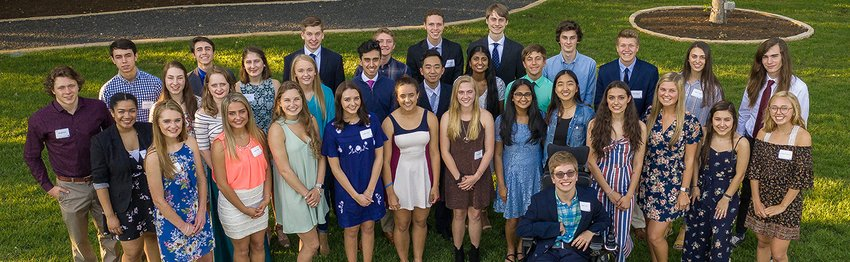 Pedernales Electric Cooperative awarded a total of $120,000 in scholarships to 40 Austin-area high school students.