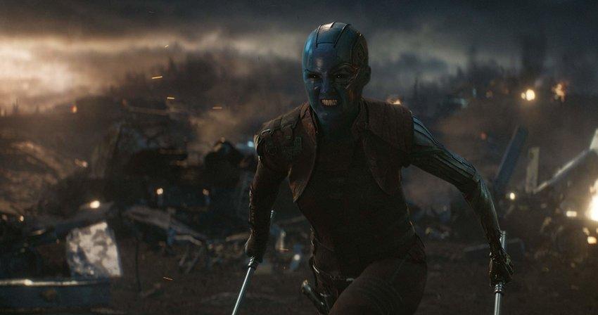 """Karen Gillan in """"Avengers: Endgame."""""""