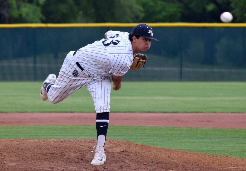 Rouse starter Jared Southard was drafted by the Los Angeles Angels in the 20th round of the MLB draft last week. We will forgo the big leagues and suit up for Texas next season.