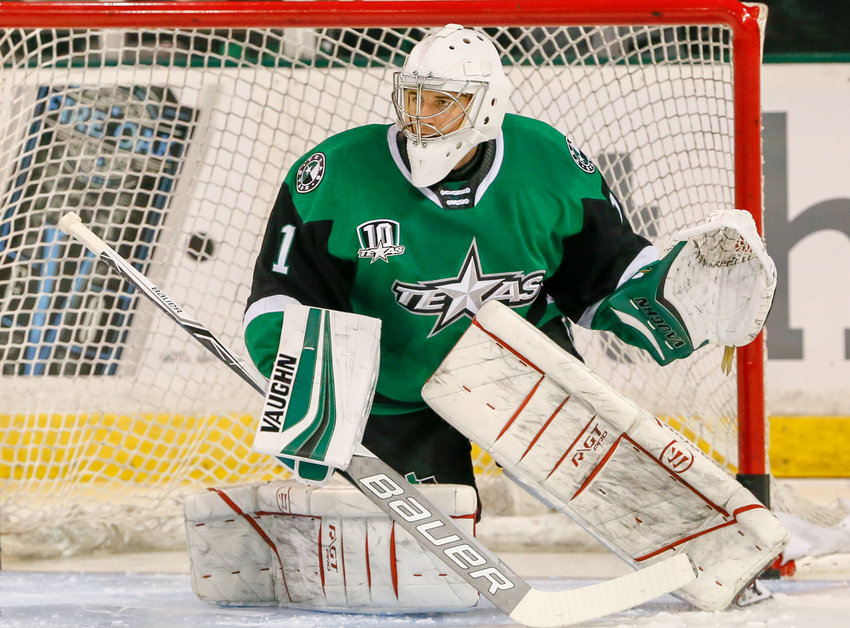 The Texas Stars signed goaltender Tomas Sholl to an AHL contract for the 2019-20 season beginning in October.