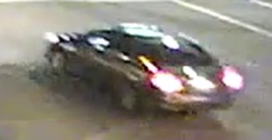 A still image taken of the vehicle suspected by the Round Rock Police Department to be involved in a mid-April hit-and-run in which Cleveland Deshon Elliott was struck and killed.