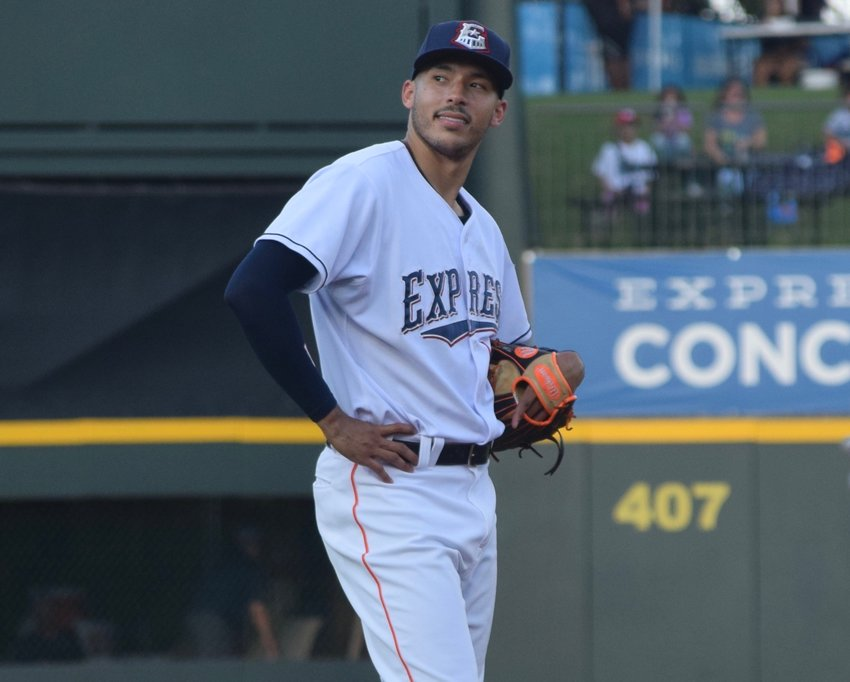 Carlos Correa has been out of the Houston Astros' lineup since late May with a broken rib. He is expected to be with the Express in Round Rock for three more games before being activated on Friday.