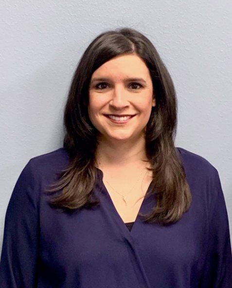 Westside Elementary Principal Amanda Lillard