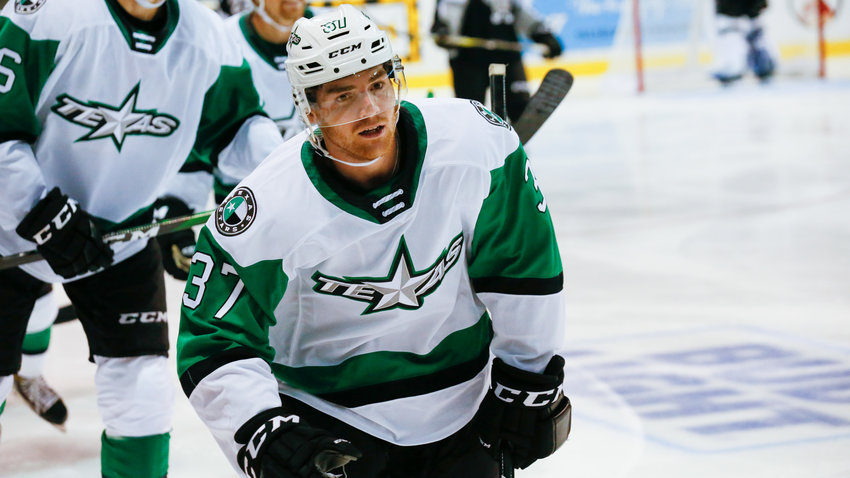 Rookie Josh Melnick — who was signed in March after a standout career at Miami (Ohio) — made an early impression, scoring the only two goals of the game for the Stars in the loss on Friday night.
