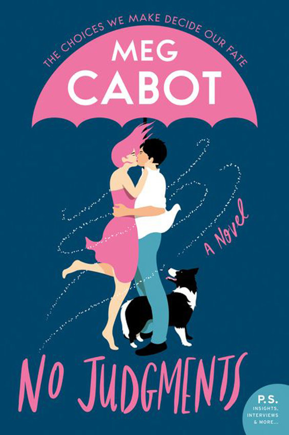 """""""No Judgments"""" by Meg Cabot (William Morrow)"""