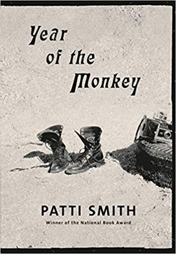 'Year of the Monkey' by Patti Smith. (Knopf/TNS)