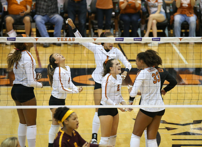 Texas earned the No. 2 national seed in the NCAA Tournament. The Longhorns begin the tournament Thursday against Albany, with the winner facing either Texas State or UC Santa Barbara in the second round.