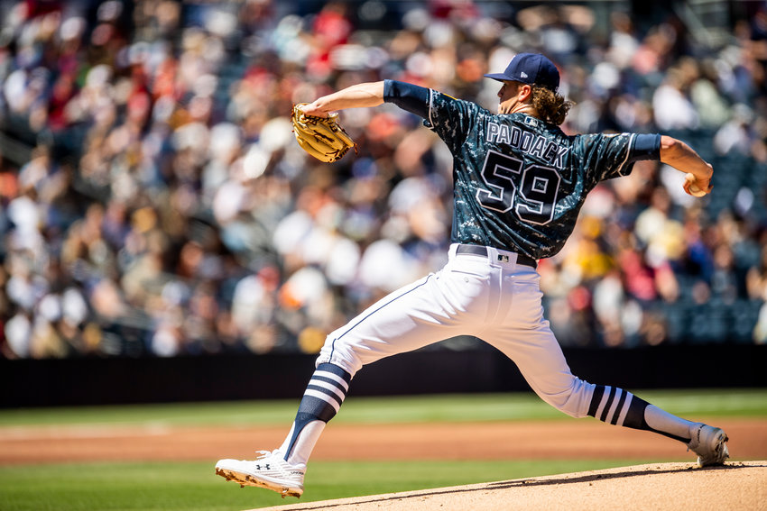 Cedar Park alum Chris Paddack was an eighth-round pick. He was traded to the Padres in 2016, missed 22 months recovering from Tommy John surgery and made his major league debut last season.
