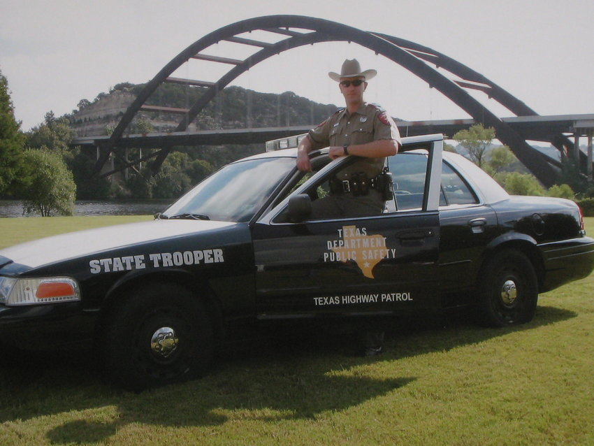 Jason Ernst worked Highway Patrol for the Department of Public Safety for seven years.