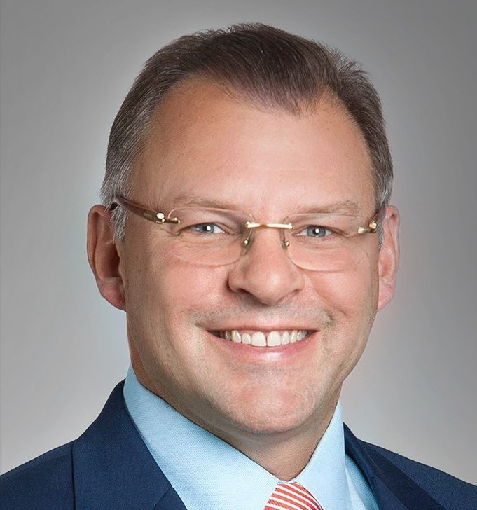 Cedar Park Mayor Corbin Van Arsdale