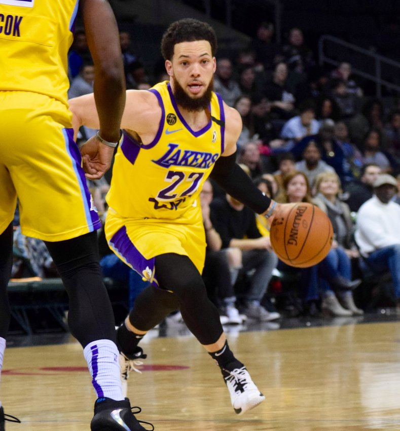 Javan Felix has been a key contributor for the South Bay Lakers, averaging more than 8.5 points and a little less than 20 minutes per game in 21 appearances in the G League this season.