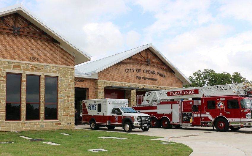 Two fires in Cedar Park on Wednesday, March. 5, were determined to have been caused by lightning strikes into the ground that traveled into the buildings.