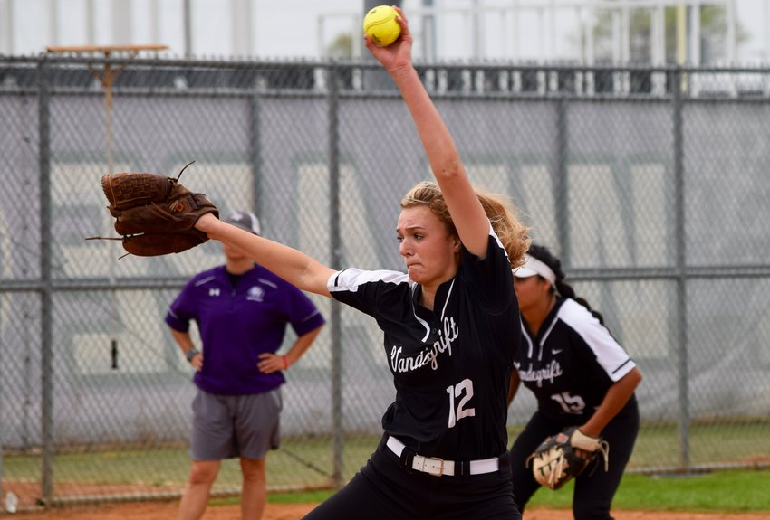 Sam Wunsch and Vandegrift beat Cedar Ridge 11-1 on Saturday to move to 4-2 in district play this season. The Vipers are off to their best district start in school history.